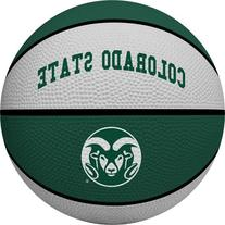 NCAA Colorado State Rams Alley Oop Dunk Basketball by
