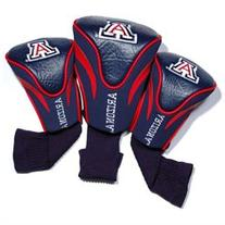 Arizona Wildcats Official NCAA 3 Pack Contour Golf Club Head