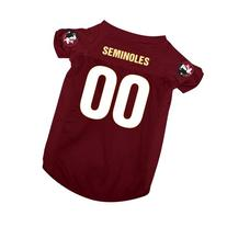 NCAA Florida State Seminoles Pet Jersey,  Large