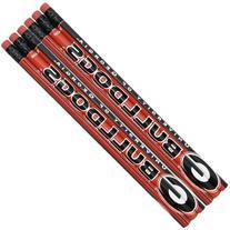 NCAA Georgia Bulldogs Pencils