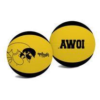 NCAA Iowa Hawkeyes Alley Oop Dunk Basketball by Rawlings