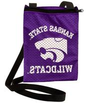 NCAA Kansas State Wildcats Game Day Pouch