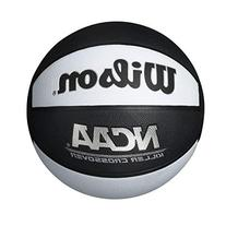 "Wilson NCAA Killer Crossover 29.5"" Basketball, Black"