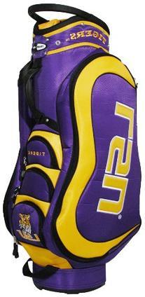 NCAA Louisiana State Fightin Tigers Medalist Cart Golf Bag