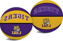 NCAA Louisiana State Fightin Tigers Alley Oop Dunk