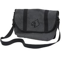 NCAA Louisville Varsity Messenger Bag