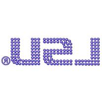 NCAA LSU Tigers Bling Automotive Decals