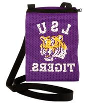 NCAA LSU Tigers Jersey Game Day Pouch