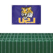 NCAA LSU Tigers Party Kit