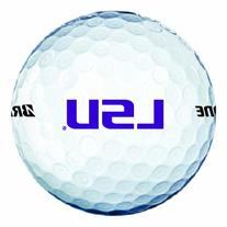 NCAA LSU Tigers Logo 2013 e6 Golf Balls