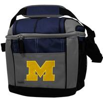 NCAA Michigan Wolverines 24 Can Soft Sided Cooler