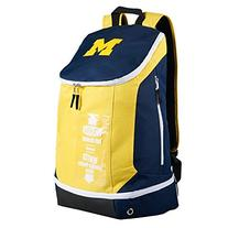 NCAA Michigan Wolverines Backpack, One Size, Navy