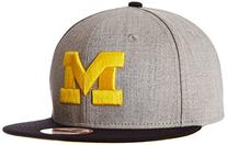 NCAA Michigan Wolverines Bind Back 9Fifty Snapback Cap,