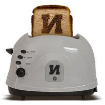 NCAA Nebraska Cornhuskers Team Logo U Toaster