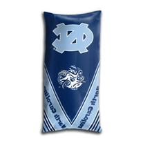 NCAA North Carolina Tar Heels Foldable Body Pillow