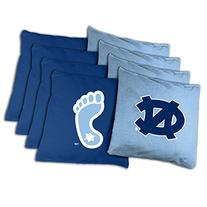 NCAA Extra Large Bean Bag Set NCAA Team: North Carolina