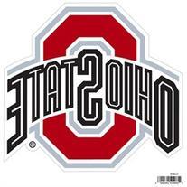 NCAA Ohio State Buckeyes Automotive Magnet, 8-Inch