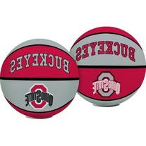NCAA Ohio State Buckeyes Crossover Full Size Basketball by