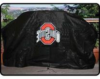 NCAA Ohio State Buckeyes 68-Inch Grill Cover