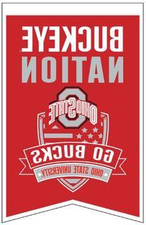 NCAA Ohio State Buckeyes Nations Banner