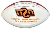 NCAA Oklahoma State Cowboys Official Size Synthetic Leather