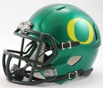NCAA Oregon Ducks Speed Mini Helmet