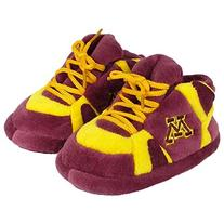 Comfy Feet NCAA Baby Slippers - Minnesota Golden Gophers