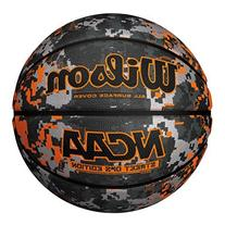 NCAA Street Ops Camo Basketball - Orange