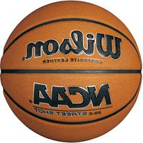 Wilson NCAA Street Shot Basketball 28.5in