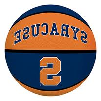 NCAA Syracuse Orangemen Crossover Full Size Basketball by