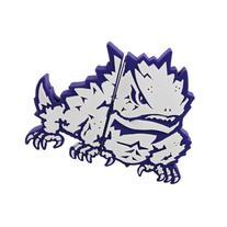 """NCAA TCU """"Horned Frog Shape"""" USB Drive, TCU, 4GB"""