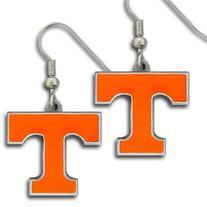 NCAA Tennessee Volunteers Dangle Earrings