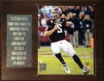 NCAA Texas A&M Aggies Johnny Manziel Football 12 x 15-Inch