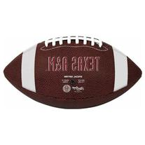 NCAA Texas A&M Aggies Game Time Full Size Football