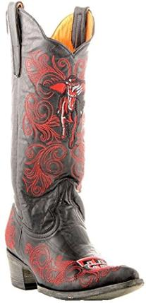 NCAA Texas Tech Red Raiders Women's 13-Inch Gameday Boots,