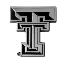 FANMATS NCAA Texas Tech University Red Raiders Chrome Team