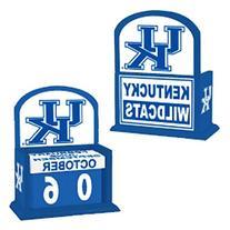 University Of Kentucky Collegiate Licensed Wooden Perpetual