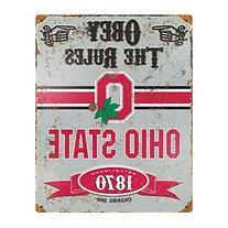 Party Animal Sports Fan NCAA Team Ohio State Buckeyes