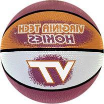 NCAA Virginia Tech Hokies Mini Basketball, 7-Inches