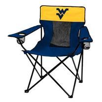 NCAA West Virginia Mountaineers Elite Chair by Logo Brands