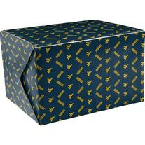NCAA West Virginia Mountaineers Wrapping Paper