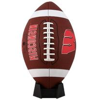 NCAA Wisconsin Badgers Game Time Full Size Football