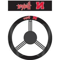 NCAA Nebraska Cornhuskers Steering Wheel Cover