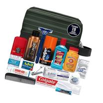 Convenience Kits Men's Premium 19-piece Necessities Travel