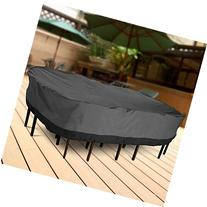 NEH® Outdoor Patio Furniture Table and Chairs Cover