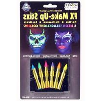 Neon/Blacklight FX Make-Up Stix
