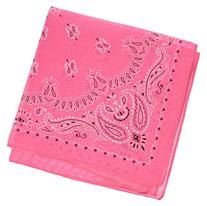 "Rhode Island Novelty 19"" Neon Pink Bandana"