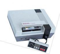 Nintendo NES Game System with Super Mario Bros. 1, 2 & 3