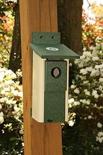 Nesting Box Ivory Bluebird House