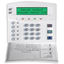 GE 192-Zone Prog LCD Keypad With Int 48-Zone Wireless